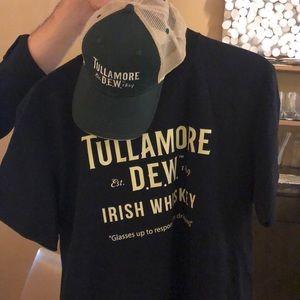 TULLAMORE HAT AND SHIRT